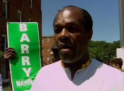 News video: Scandal-Plagued Former Washington Mayor Marion Barry Dies