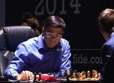 News video: Carlsen Pleased to Defend World Chess Title After One of