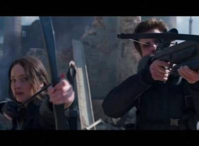 News video: 'Hunger Games' Ignities with Year's Biggest U.S. Opening