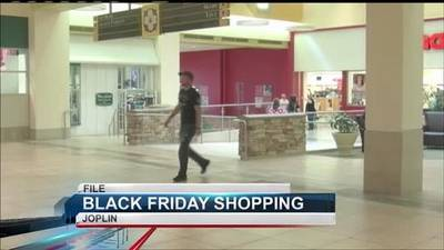 News video: black Friday at northpark mall