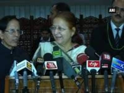 News video: Sumitra Mahajan calls for all-party meet ahead of Parliament's Winter Session