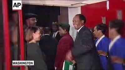 News video: Former DC Mayor Marion Barry Dies at 78